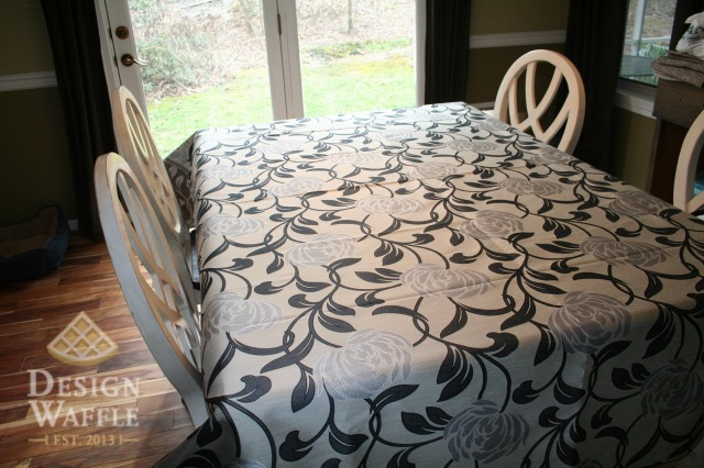 custom window seat fabric
