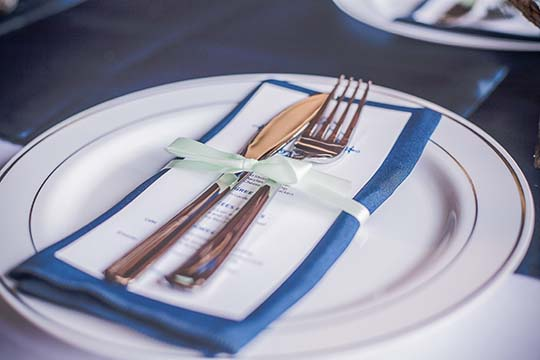 Wedding-placesetting