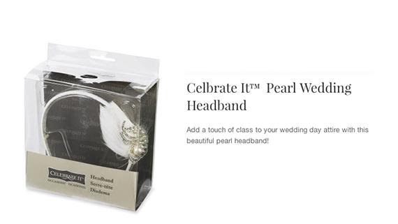 DIY wedding crystal hair clip