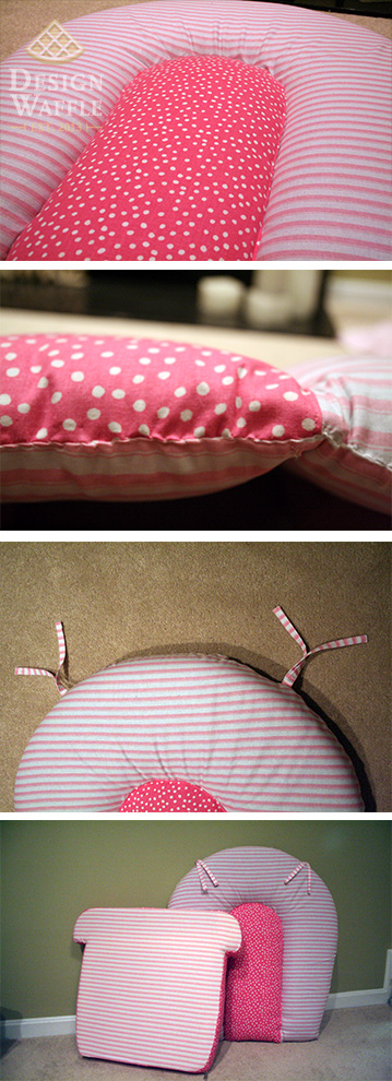 Yep it s another cushion rocking chair edition design waffle - Rocking chair cushion diy ...