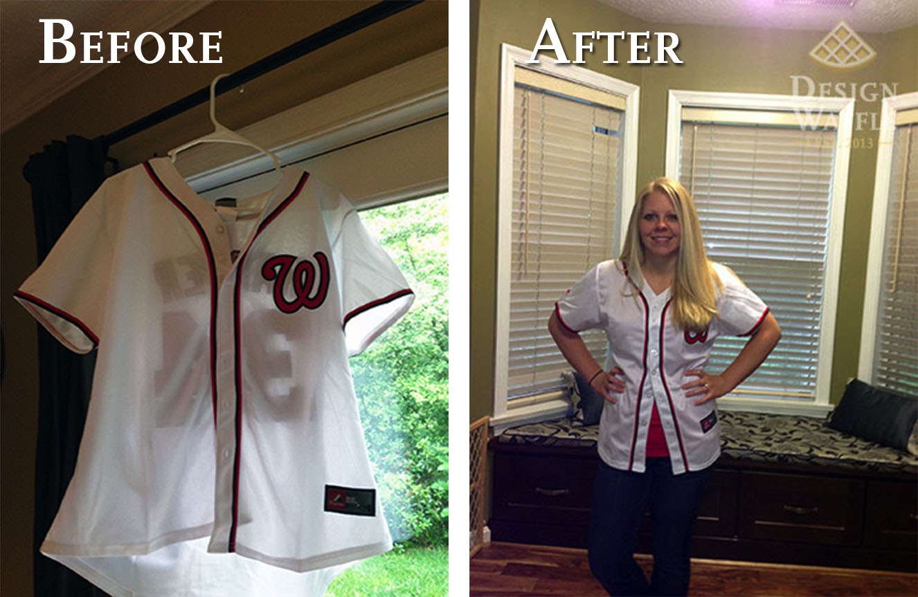 How to jerseys big wear pictures