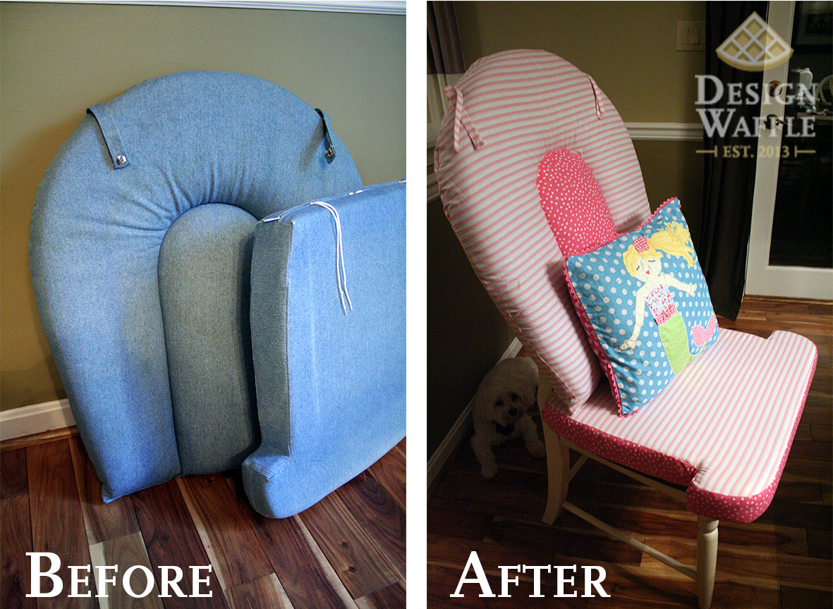 Yep It S Another Cushion Rocking Chair Edition Design Waffle