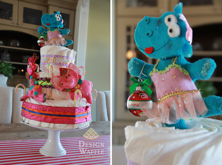 The Beauty Of A Rainbow Baby Shower Design Waffle