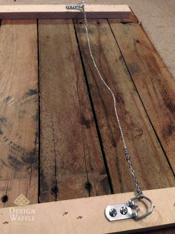 DIY Wood Transfer